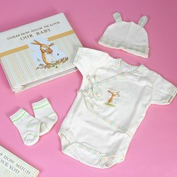 """Guess How Much I Love You"" Baby Gift Set"