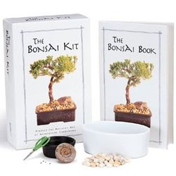 The Bonsai Kit with Book