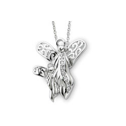 Angel of Motherhood Necklace