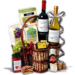 Catena Argentinean Wine Duo Gift Basket