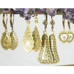 Classic Dangle Earring Set