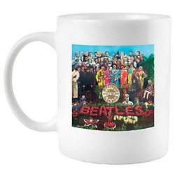 Sgt. Pepper Beatles Mug