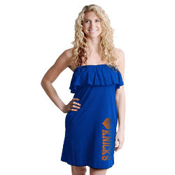 New York Knicks Women's Convertible Cover Up