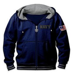 US Navy Freedom Fighter Hoodie