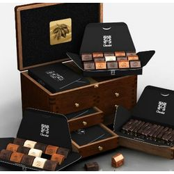 Ambrosia Elegance to the Extreme French Chocolates Gift Box