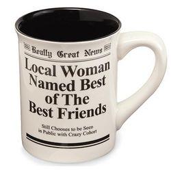 Best of the Best Friends Mug
