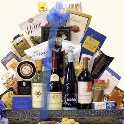 Wines of the World Cellar Collection Gift Basket