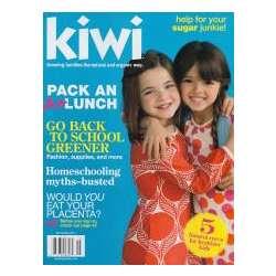Kiwi Magazine Subscription