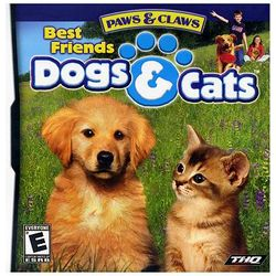 Paws & Claws Best Friends Dogs & Cats Video Game