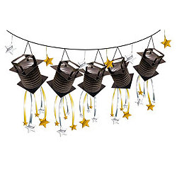 Movie Studio Lights Paper Lantern Garland