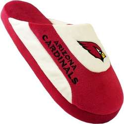 Arizona Cardinals Low Pro Stripe Slipper