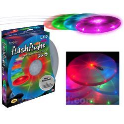 Disc-O Flashflight Frisbee
