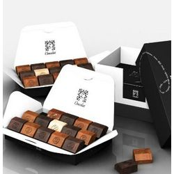 Thank You zBox 60 French Chocolates Gift Box