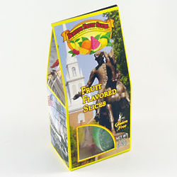 Boston Fruit-Flavored Candy Slices