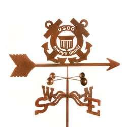 Coast Guard Logo Weathervane