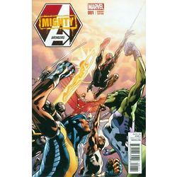 Mighty Avengers Magazine Subscription
