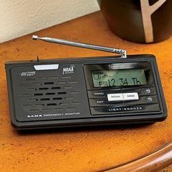 Desktop Weather Alert Radio