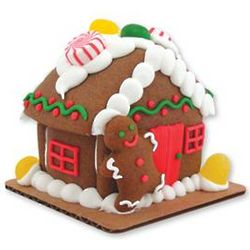 Small Cutie Pre-Made Gingerbread House