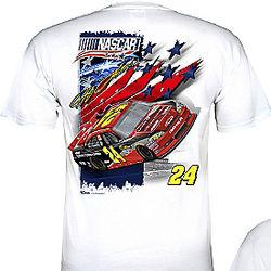 Jeff Gordon #24 Nascar Unites T-Shirt