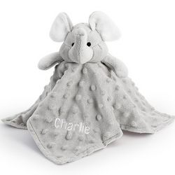 Elephant Naptime Blankie