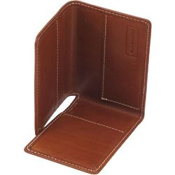 Leather Three Fold Wallet
