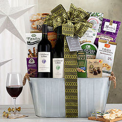 Cakebread Cellars Napa Valley Wine Duet Gift Basket