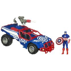 Marvel Captain America Battle Vehicle