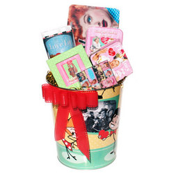 I Love Lucy, Lucille Ball Gift Basket