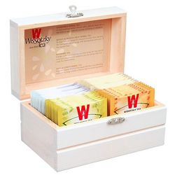 Magic Tea Chest of 4 Assorted Flavours