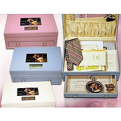 Leather Memory Box