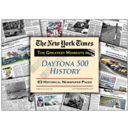 Daytona 500's History NY Times Coverage