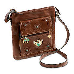 Celtic Couture Crossbody Bag