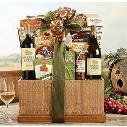 Barrel Hoops Wine Company Duet Gift Basket