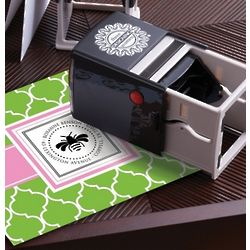 Beelieve Personalized Stamp