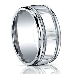 Argentium Sterling Silver Wedding Bad