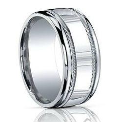 Argentium Sterling Silver Wedding Bad
