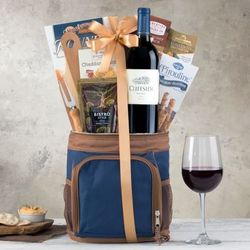 Hole in One Cabernet Gift Basket