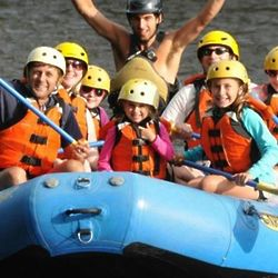 Deerfield River Whitewater Rafting in Massachusetts for 1