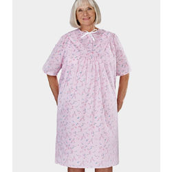 Women's Open Back Hospital Patient Gown