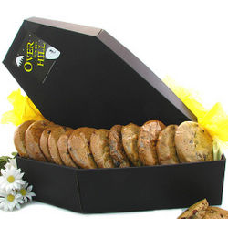 Over-the-Hill Cookie Coffin