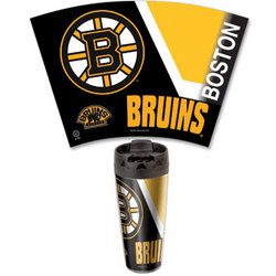 Boston Bruins Travel Mug