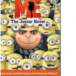 Despicable Me: The Junior Paperback Novel