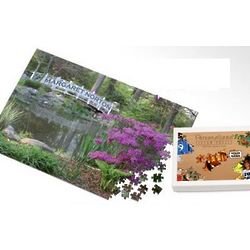 Personalized Garden Jigsaw Puzzle