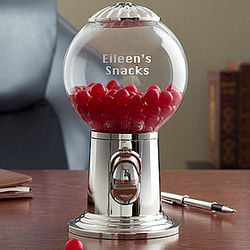Personalized Candy Dispenser for Executives