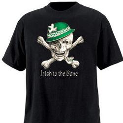Irish To The Bone T-Shirt