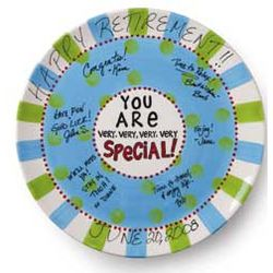 Personalized Very Special Platter Kit