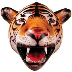 Inflatable Tiger Head Trophy