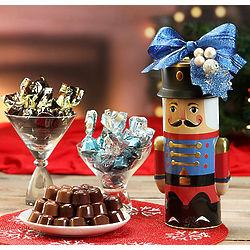 Italian Chocolate Praline Nutcracker