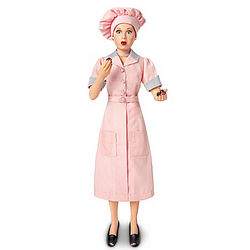 I Love Lucy Job Switching Talking Doll