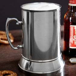 Emerald Isle Engravable Stainless Tankard